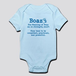 The Meaning of Boaz Body Suit