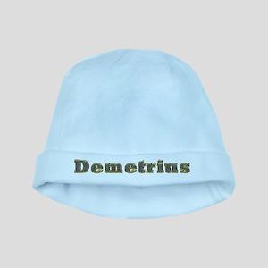 Demetrius Gold Diamond Bling baby hat