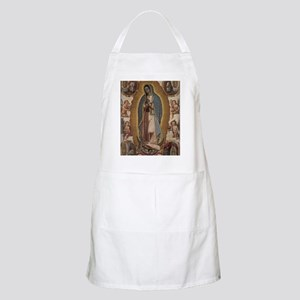 Virgin of Guadalupe. Apron