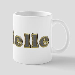 Danielle Gold Diamond Bling Mugs