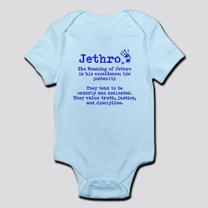 The Meaning of Jethro Body Suit