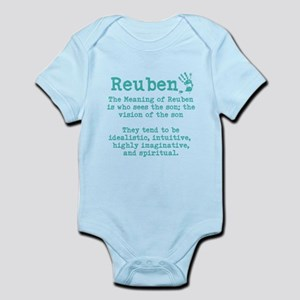 The Meaning of Reuben Body Suit