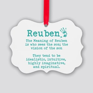 The Meaning of Reuben Ornament