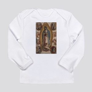 Virgin of Guadalupe. Long Sleeve T-Shirt