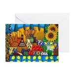 Tuscany Delights Greeting Card