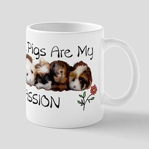 GUINEA PIG PASSION Mugs