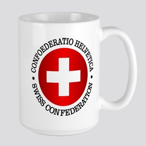 Swiss (rd) Mugs