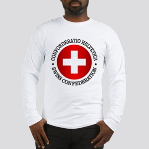 Swiss (rd) Long Sleeve T-Shirt