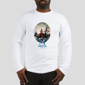 Veep Presidents Day Long Sleeve T-Shirt