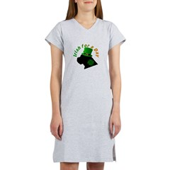 Irish Cane Corso Women's Nightshirt