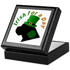 Irish Cane Corso Keepsake Box