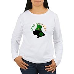 Irish Cane Corso Long Sleeve T-Shirt