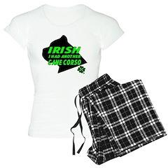 Irish Cane Corso Pajamas