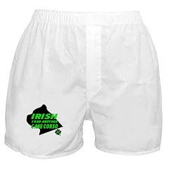 Irish Cane Corso Boxer Shorts