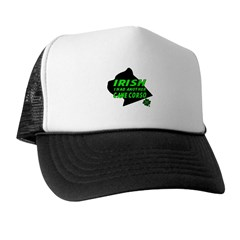 Irish Cane Corso Trucker Hat