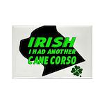 Irish Cane Corso Magnets