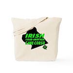 Irish Cane Corso Tote Bag