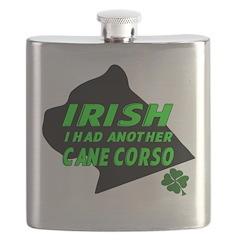Irish Cane Corso Flask