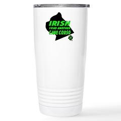 Irish Cane Corso Travel Mug