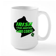Irish Cane Corso Mugs