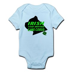 Irish Cane Corso Body Suit