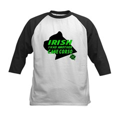 Irish Cane Corso Baseball Jersey