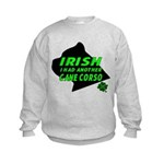 Irish Cane Corso Sweatshirt
