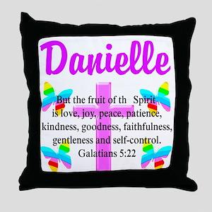GALATIANS 5:22 Throw Pillow