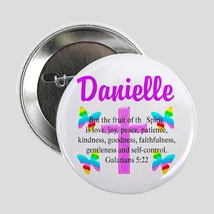 """GALATIANS 5:22 2.25"""" Button"""