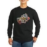 Xinjiang Long Sleeve Dark T-Shirt