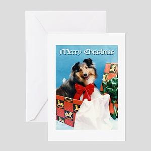 Casey's Gift Christmas Card