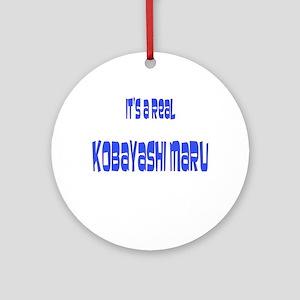 kobayashi maru Ornament (Round)