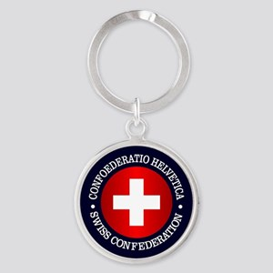 Swiss (rd) Keychains