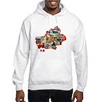 Xinjiang Hooded Sweatshirt