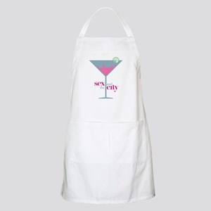 Sex And The City Martini Glass Apron