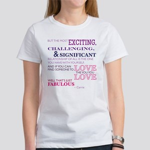 SATC: Exciting Relationship Women's T-Shirt