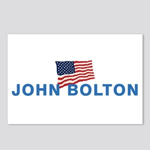 John Bolton 2016 Postcards (Package of 8)