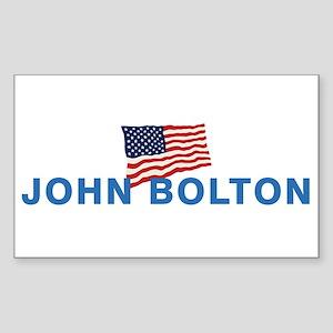 John Bolton 2016 Sticker (Rectangle)