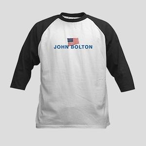 John Bolton 2016 Kids Baseball Jersey