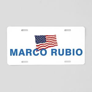 Marco Rubio 2016 Aluminum License Plate