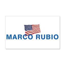 Marco Rubio 2016 Wall Decal
