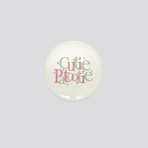 Cutie Patootie Mini Button