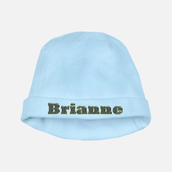 Brianne Gold Diamond Bling baby hat