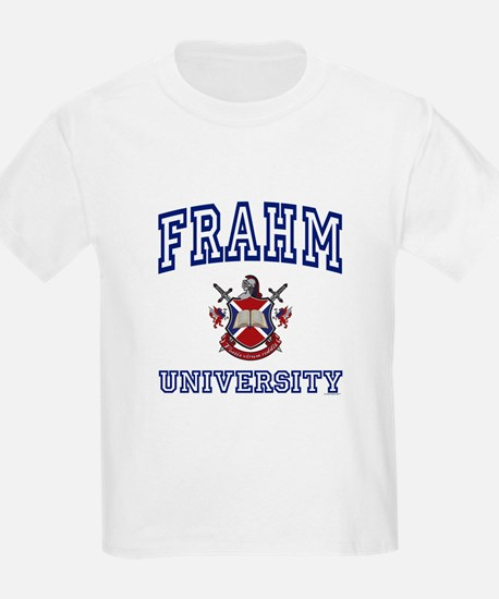 FRAHM University T-Shirt