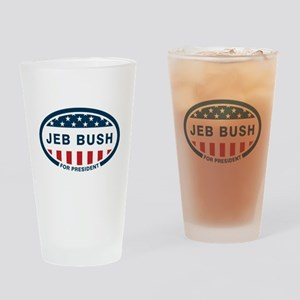 Rand Paul for president Drinking Glass