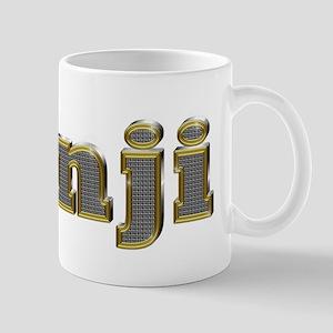 Benji Gold Diamond Bling Mugs