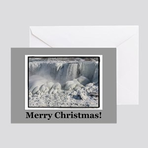 Irish Blessing for Christmas Greeting Card