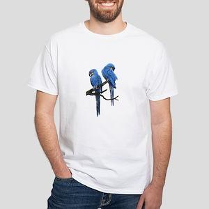 Hyacinth macaws T-Shirt