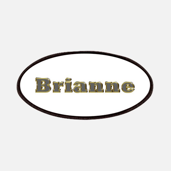 Brianne Gold Diamond Bling Patch
