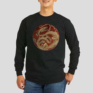 Vintage Dragon Long Sleeve T-Shirt